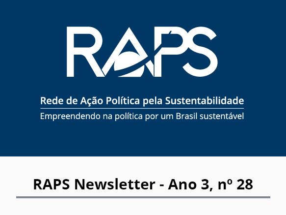 RAPS Newsletter - Ano 3, nº 28