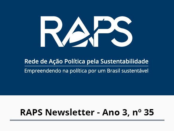 RAPS Newsletter - Ano 3, nº 35