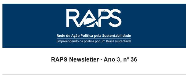 RAPS Newsletter - Ano 3, nº 36