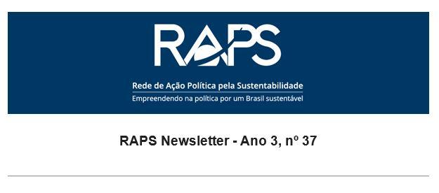 RAPS Newsletter - Ano 3, nº 37