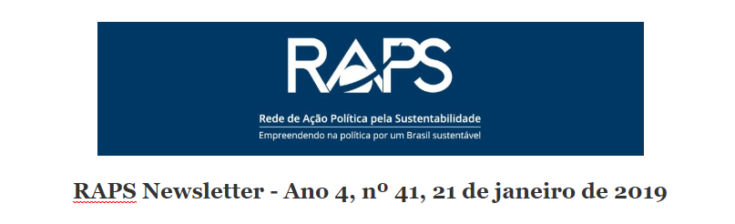 RAPS Newsletter - Ano 4, nº 41