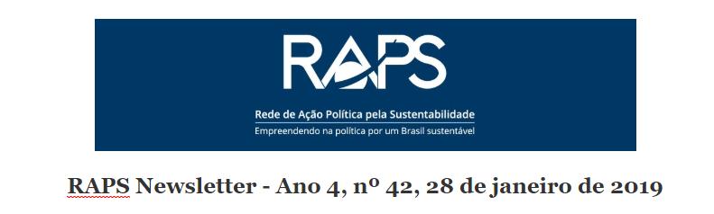 RAPS Newsletter - Ano 4, nº 42