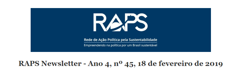 RAPS Newsletter - Ano 4, nº 45