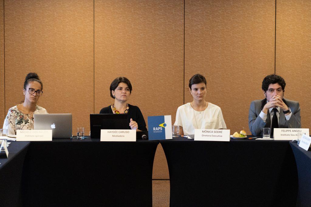 Segurança pública foi o tema de encontro dos Líderes RAPS em Brasília