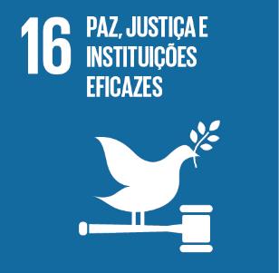 16. Paz, Justiça e Instituições Eficazes - RAPS