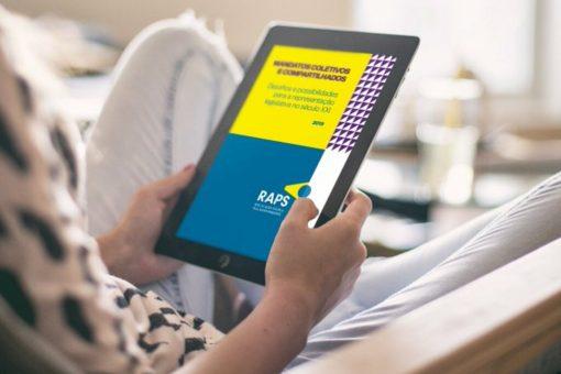 RAPS divulga publicação sobre mandatos coletivos e compartilhados