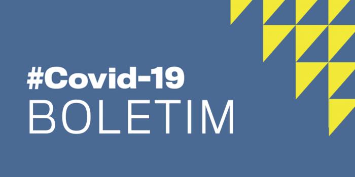 Boletim Covid-19 #12: Principais medidas do poder público federal