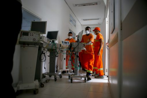 Manifesto dos Líderes RAPS: Brasil contra o coronavírus