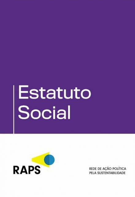 Estatuto Social RAPS | 2020