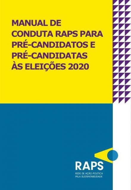 Manual de Conduta | Eleições 2020