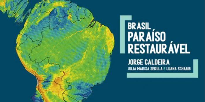 RAPS promove debate com Jorge Caldeira sobre livro que traça caminhos para economia verde no Brasil