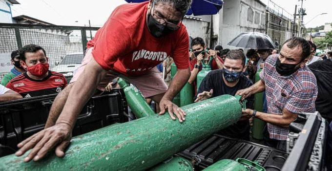 Caos sanitário no Amazonas: lideranças políticas do estado falam sobre o tema em live da RAPS